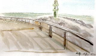 Warnemünde Aquarell